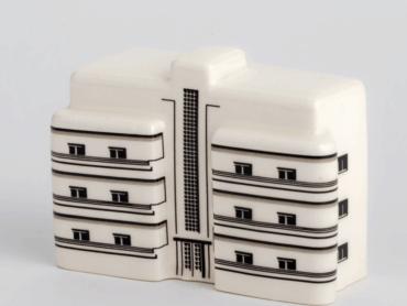 Bauhaus Miniature: 72 Ben Gurion Blvd.