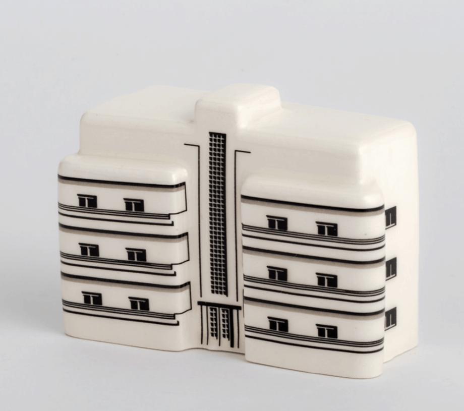| Bauhaus Miniature: 72 Ben Gurion Blvd.