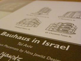Bauhaus Placemats
