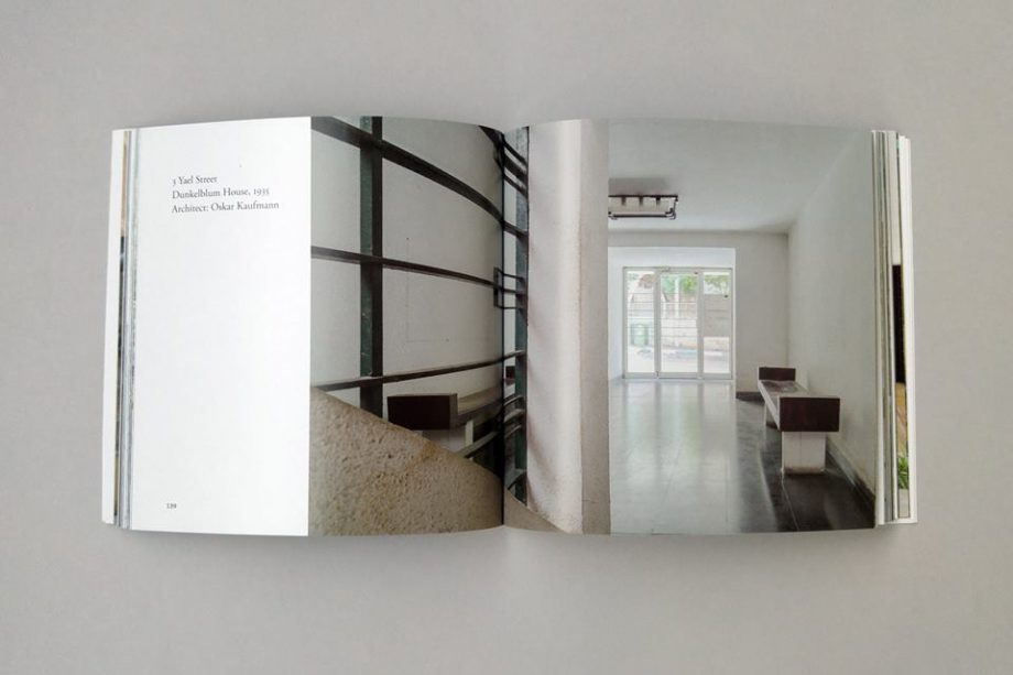 | Between the Private and Public Domains in Bauhaus and International Style Buildings in Tel Aviv