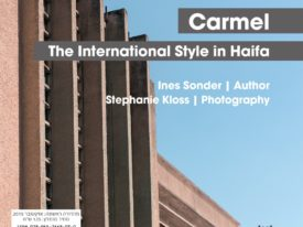 Carmel: The International Style in Haifa — Book