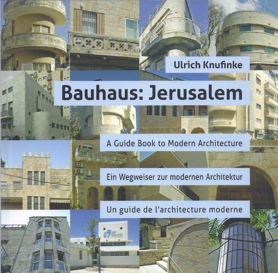 | Bauhaus: Jerusalem — Book