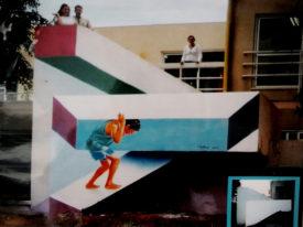 Rami Meiri. Wall Paints