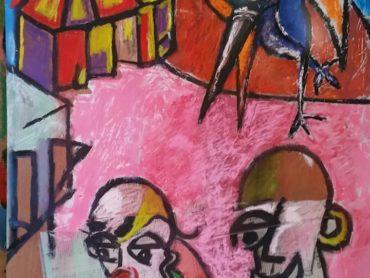 נחום כהן – ציורים חדשים