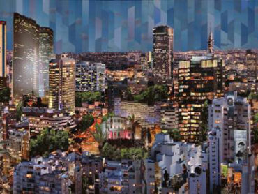 "Serge Mendjisky: ""Paris Discovers Tel Aviv"""