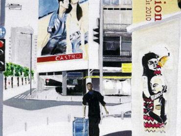 נרטיבים עירוניים – ציורים מאת עמנואל פיפרנו