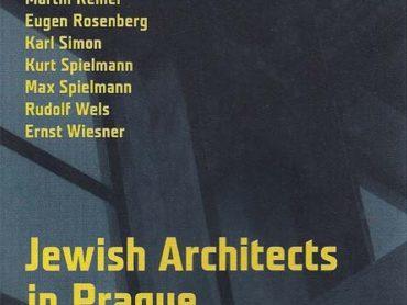 אדריכלים יהודים בפראג 1938-1900