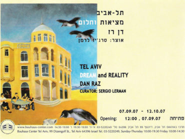 Tel Aviv – Dream And Reality, By Dan Raz