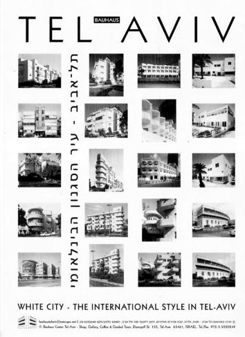 Revival of Bauhaus In Tel Aviv