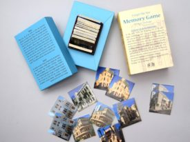 """Forget Me Not"" Eclectic Memory Game"