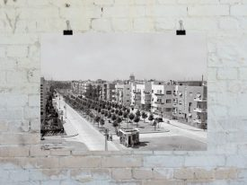 Rothschild Blvd. Poster