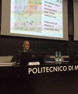 | Urban and Architectural Heritage: Colonial Historical Centers and New Towns - International Symposium at the Politecnico Milano