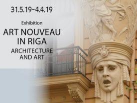 סגנון האר נובו של ריגה בארכיטקטורה ואמנות