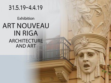 Now Showing | Art Nouveau in Riga