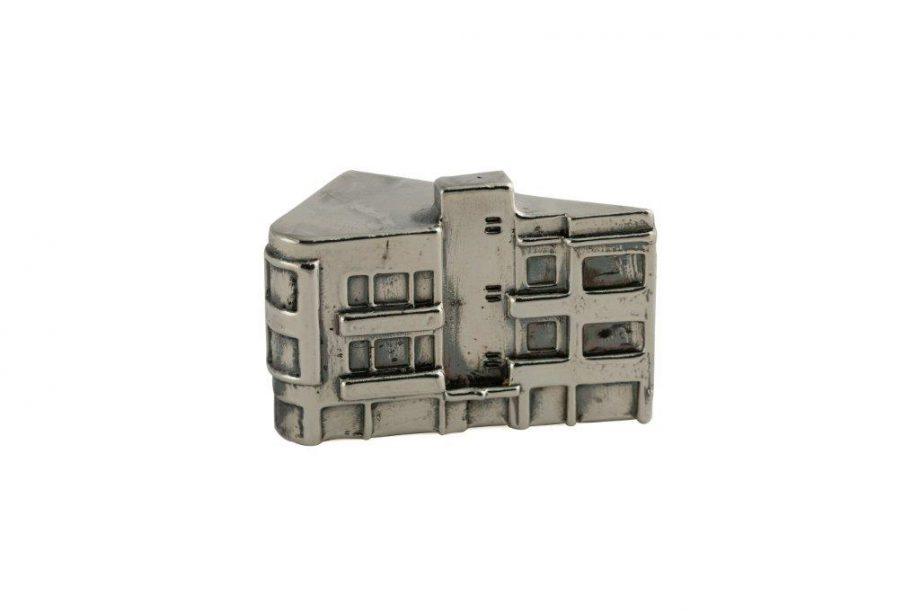 | Pinsker Street, Tel Aviv Sterling Silver Miniature Building