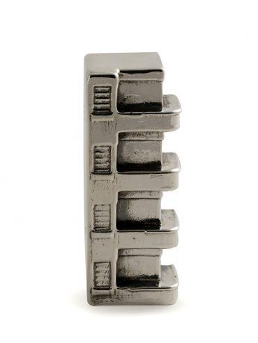 Frug 34, Tel Aviv Sterling Silver Miniature