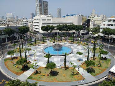 כיכר דיזנגוף – בראי ההיסטוריה