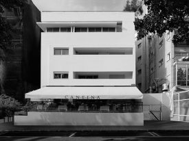 Bauhaus and Modernism in Berlin and Tel Aviv