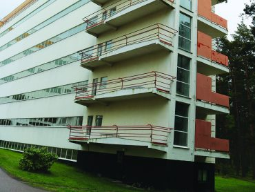 אדריכלות הפונקציונליזם FUNKIS בפינלנד משנות השלושים אל שנות האלפיים