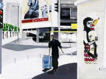 Urban Narratives. Paintings By Emmanuel Piperno