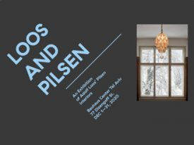 Loos And Pilsen – Adolf Loos' Interior Design